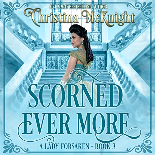 Scorned Ever More audiobook cover art