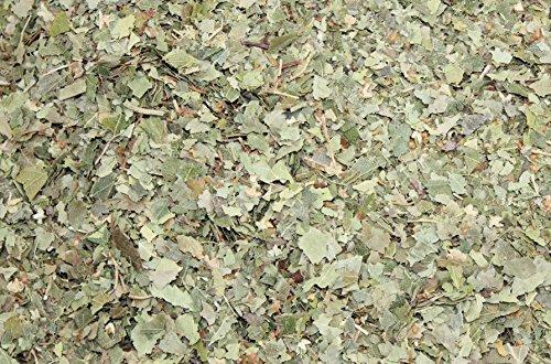 1000Kräuter Birkenblätter geschnitten (200g)