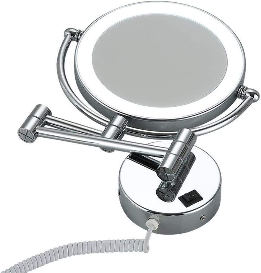 BINGFANG-W Mirror Finally popular brand Wall-Mounted Makeup LED8 Sale Special Price Inch Mi