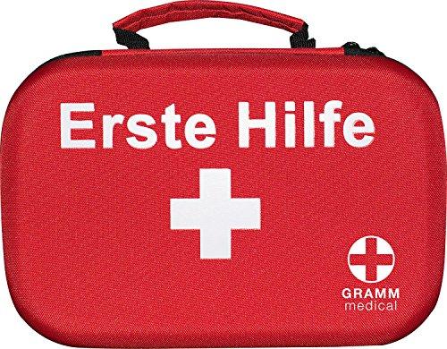 Preisvergleich Produktbild Erste-Hilfe-Softbox mit Verbandstofffüllung nach DIN 13 157