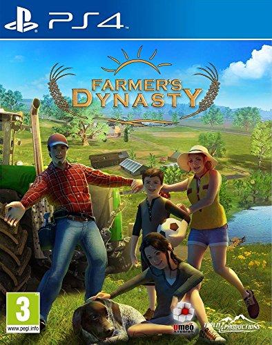Farmer's Dynasty PS4-Spiel
