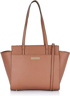 Caprese Natalya Women's Tote Bag (Terracotta)