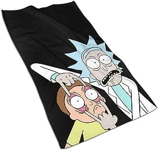 Linyuhui Durable Rick N Morty Towel