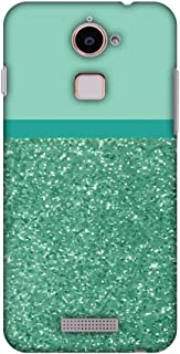 AMZER Slim Handcrafted Designer Printed Hard Shell Case for Coolpad Note 3 Lite - All That Glitters 1
