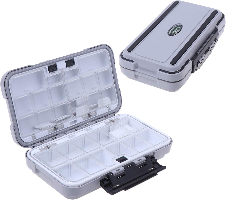 MeiMeiDa Max 88% OFF Waterproof Fishing Sale item Lure Box Con Storage Tackle Bait