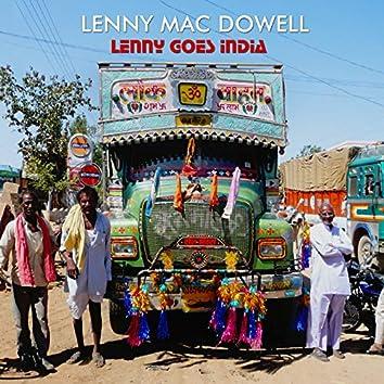 Lenny Goes India