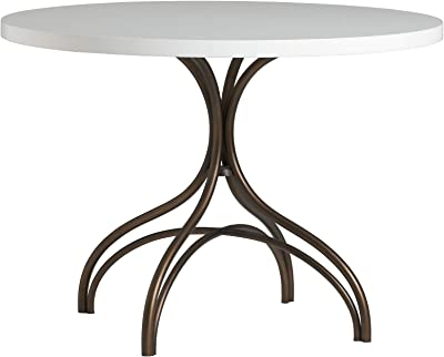 Young House Love Cinch Dining Table, White