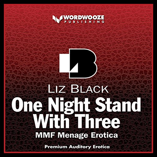 One Night Stand with Three audiobook cover art