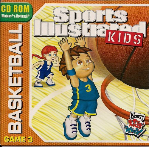 Sports Illustrated For Kids Basketball Game 3 [CD-ROM]