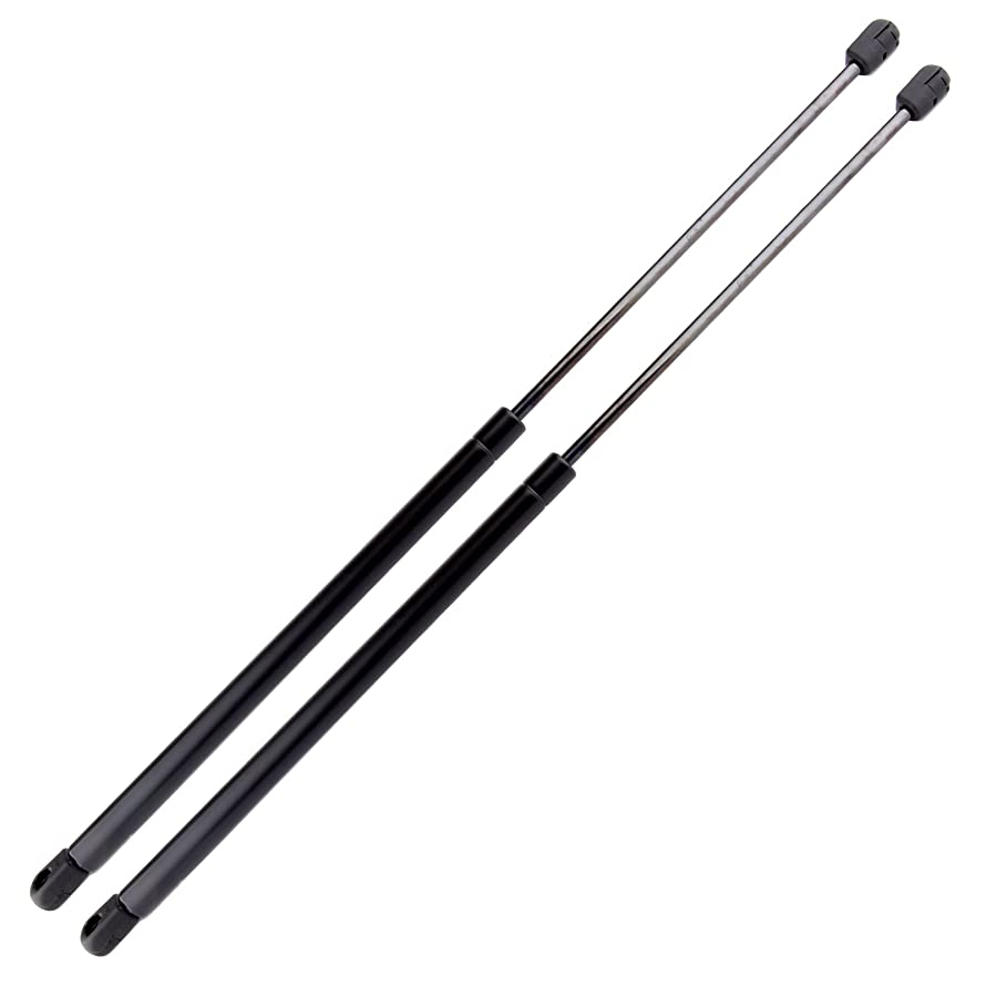 ECCPP Lift Supports Rear Trunk Struts Gas Springs Shocks for 1998-2010 Volkswagen Beetle(With Spoiler) Compatible with 4351 Strut Set of 2