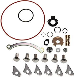 Upgraded Ko3 Ko4 Triple Oil Port Thrust Bearing Rebuild Kit KO3 K04 for Audi A4 1.8T, A6 and Fits for Volkswagen Passat GM Chevy 5304 101 5095D 06A 145 703C KO3-022/97791