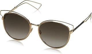 Dior SIDERAL 2 - JB2HA Sunglasses, Rose gold brown Frame 56mm w/ Brown gradient Lens