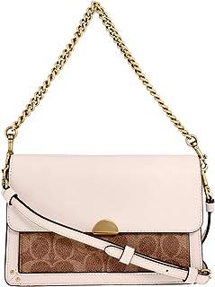 Coach Dreamer Ladies Small Two Tone Leather Crossbody Bag 76129B4P0A