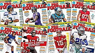 ATLON SPORTS PRO FOOTBALL MAGAZINE – 2020 NFL PREVIEW