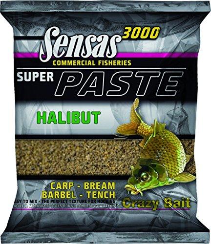 SENSAS 3000 COMMERCIAL F.PASTE HALIBUT 600G