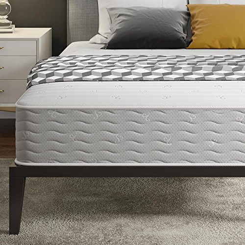Signature Sleep Contour 10' Reversible Encased Coil Mattress, Queen