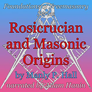 Rosicrucian and Masonic Origins audiobook cover art
