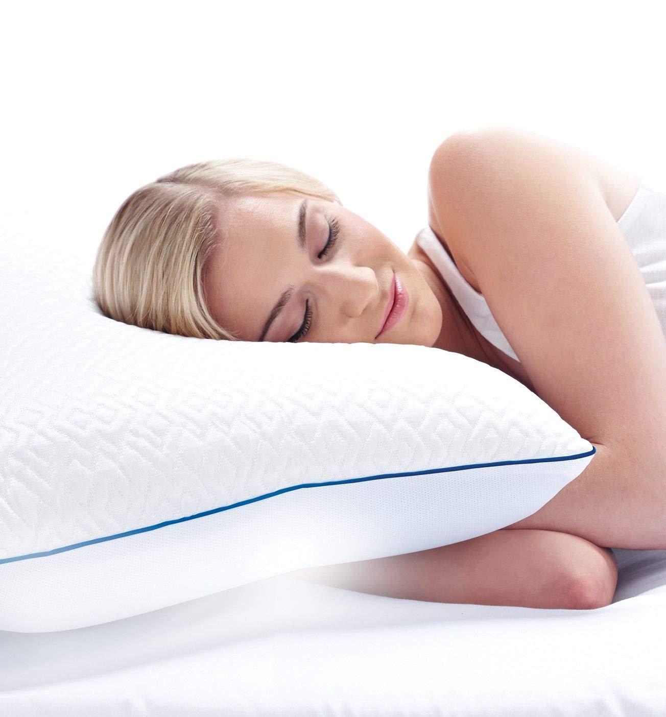 Serta Stay Cool Memory Pillow