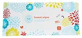 The Honest Company Honest Company Baby Wipes, Fragrance Free, Classic, 10 Count