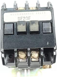 WESTINGHOUSE BF20F Control Relay 120V-AC