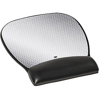 3M Mousepad Descansamuñecas Ergonómico MW