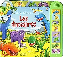 Sons et images Les Dinosaures
