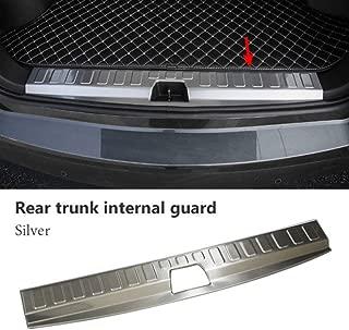 MATBC 4 Pcs Auto Porte Seuil Plaque Protecteur Autocollants De Voiture Carbone Sill Gardes Couverture D/écor Accessoires pour BMW X5 F15 E70 E53 G05