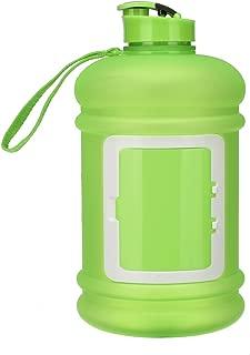 ZHANGJZJ bottle 2.2L Large Capacity Water Bottle Fitness Kettle BPA Free Half Gallon Workout