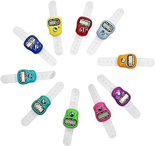5 Digital Electronic LCD Tasbih Finger Tally Counter Islamic Zikr Islam Muslim Hand Ring Counters Multi Color Mini Held Ca...