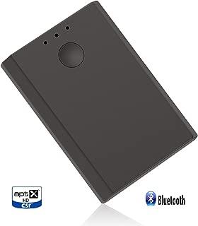ブルートゥース 送信機 ブルートゥース トランスミッター Bluetooth トランスミッター レシーバー Bluetooth送信機 受信機 一台二役 ワイヤレス オーディオ 3.5mmオーディオ(ブラック)