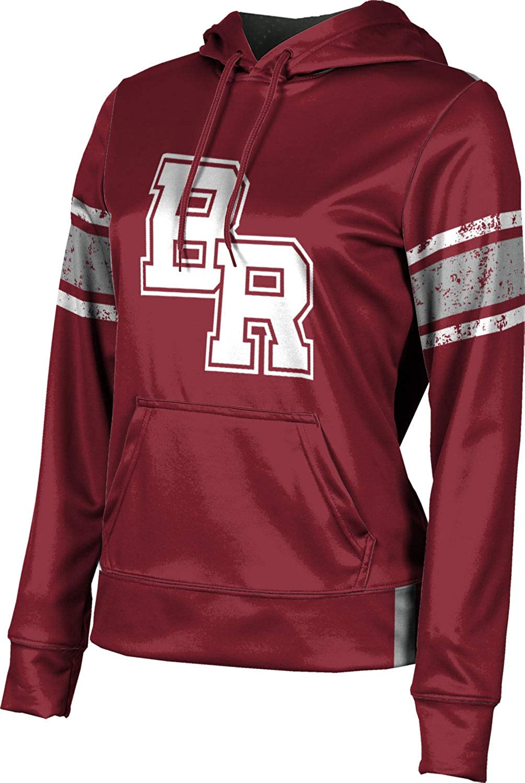 ProSphere Benjamin Russel High School Girls' Pullover Hoodie, School Spirit Sweatshirt (End Zone)