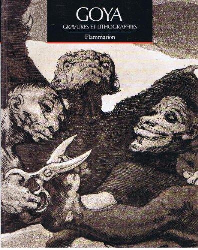 Goya, gravures et lithographies