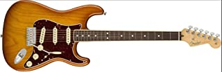 Fender Limited Edition American Pro Stratocaster Ash RW Honeyburst w/Channel-Bound Fingerboard