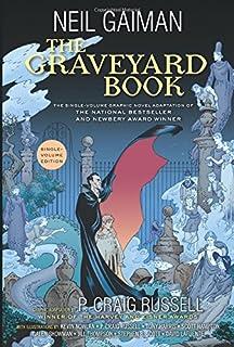 Graveyard Book Graphic Novel Single Volume