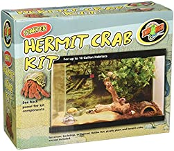 Zoo Med Laboratories SZMSCK1 Hermit Crab Kit