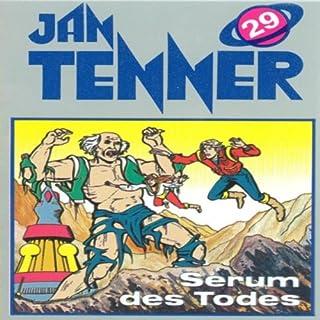Serum des Todes (Jan Tenner Classics 29) Titelbild