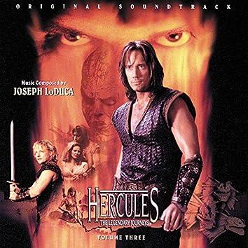 Hercules: The Legendary Journeys, Volume Three (Original Soundtrack)