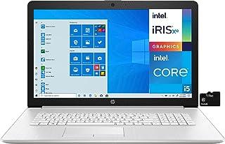 Sponsored Ad - 2021 HP 17.3 Laptop Computer Full HD Anti-Glare IPS Display, 11th Gen Intel Quad-Core i5-1135G7 (Beats i7-1...