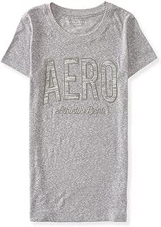 Aeropostale Womens Athletic Dept. Embellished T-Shirt