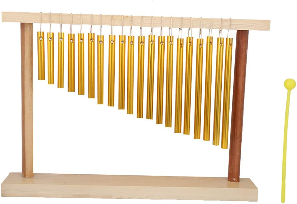 20‑Tone Wind Chimes Outlet SALE Single‑Row Musical Percussion Instrument Fort Worth Mall