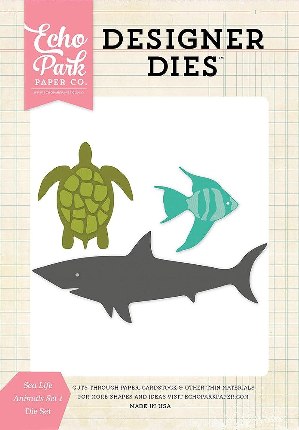 Echo Park Paper Company EPPDIE417 Sea Animals #1 Dies