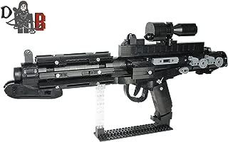 Demonhunter Bricks Custom Star Wars Stormtrooper E-11 Blaster Rifle from Return of The Jedi