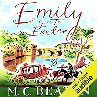 Emily Goes to Exeter cover art