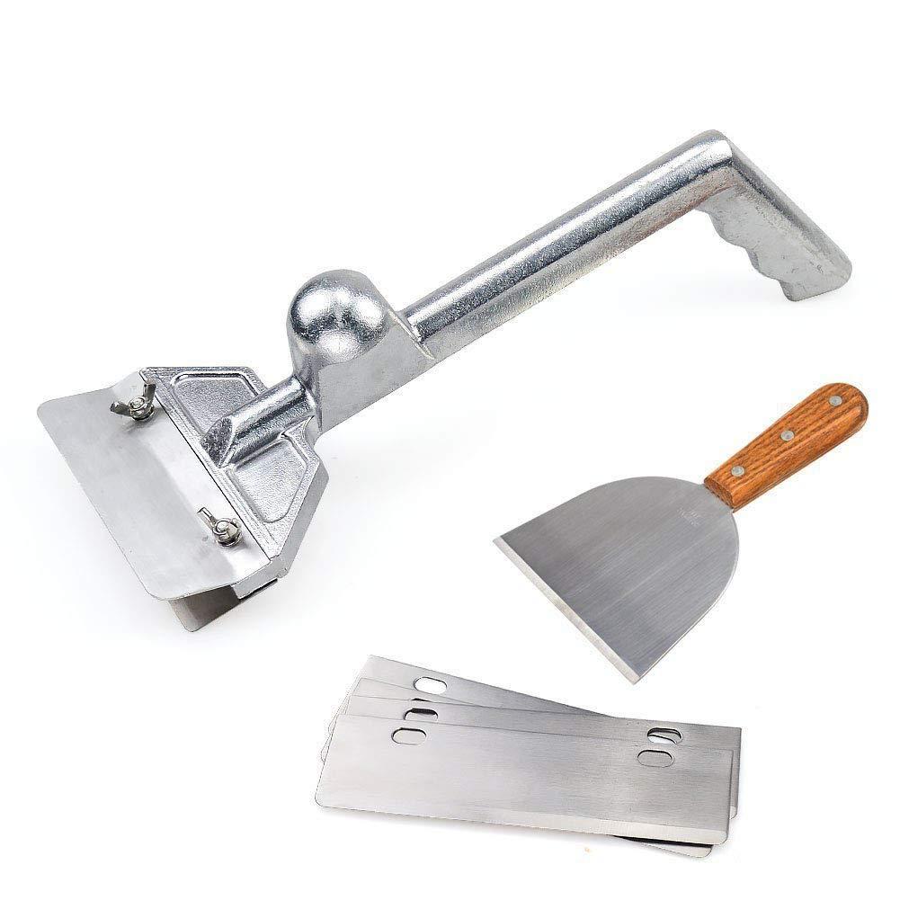 SHANGPEIXUAN Scrapers Casting Aluminum Commercial
