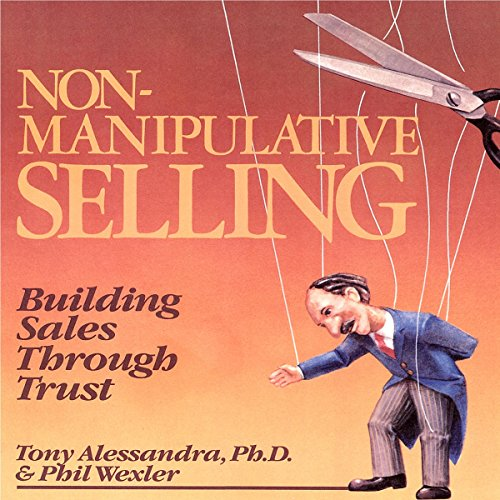 Non-Manipulative Selling audiobook cover art