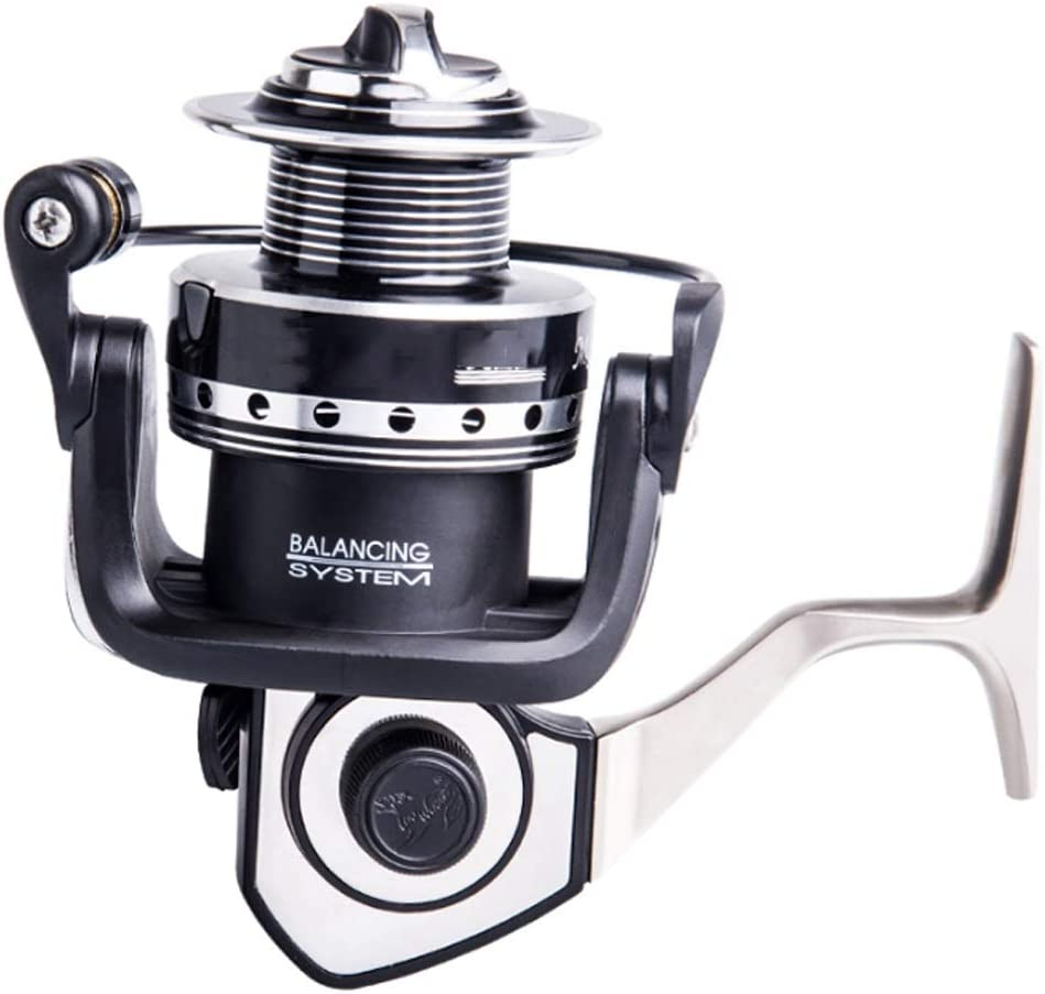 TJLSS Fishing Wheel - Max 45% OFF Metal Cup Reel Bearing Wire Max 49% OFF Double