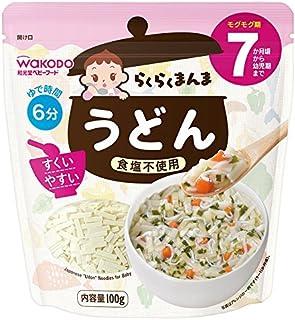 rakurakuman 乌冬面 ×4袋