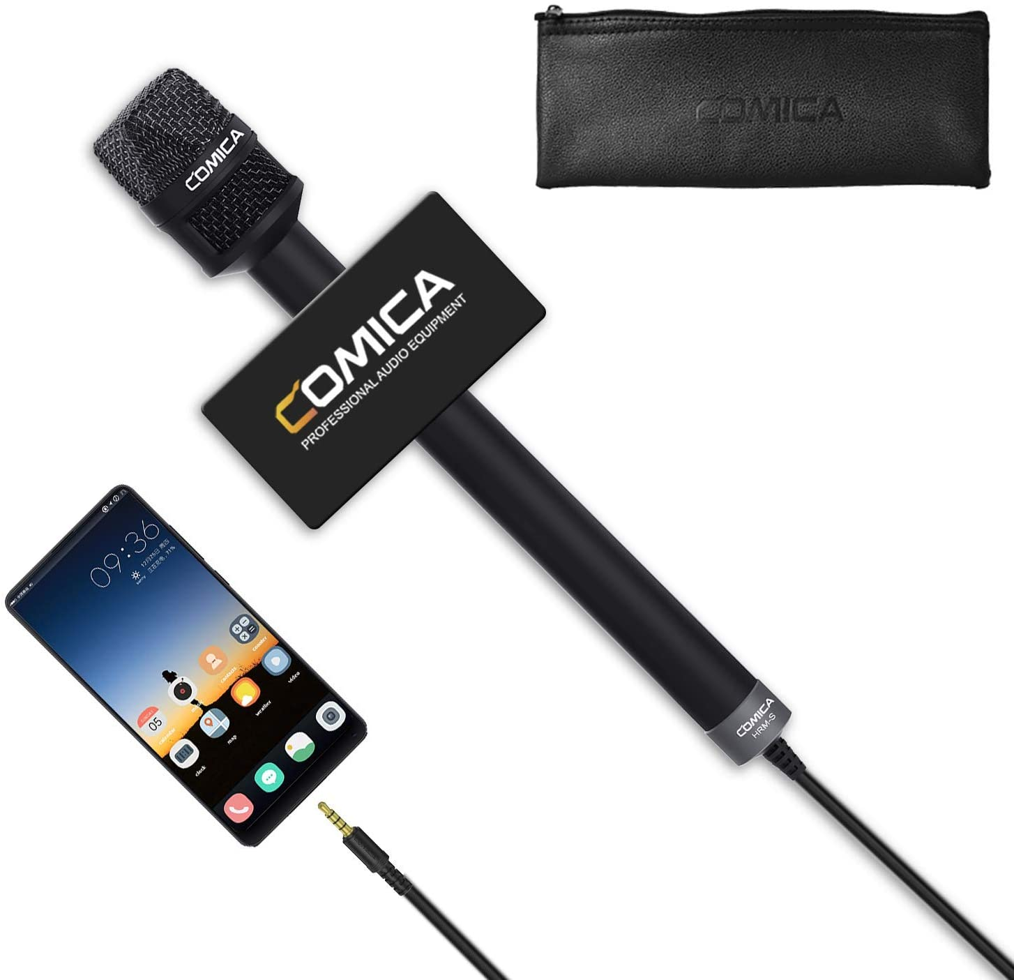 Handheld Microphone for Max 77% Selling and selling OFF Smartphones COMICA C Cardioid CVM-HRM-S