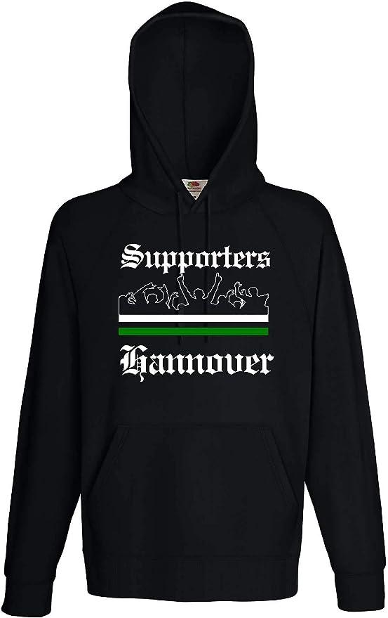 Hannover Herren Kapuzenjacke Supporters Ultras