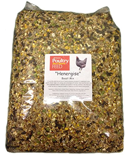 5kg Poultry'Hi-Energy' Boost Mix - Condition Feed